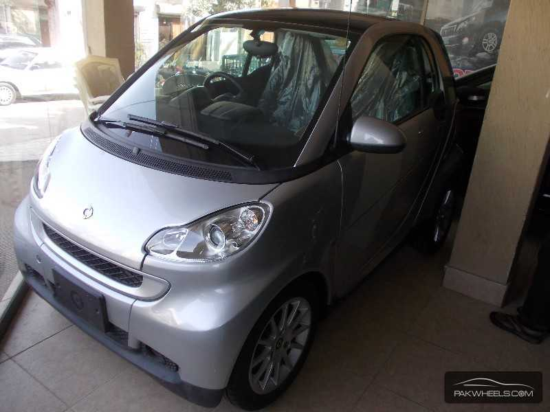 Mercedes benz smart 2009 for sale in karachi pakwheels for Mercedes benz smart car for sale