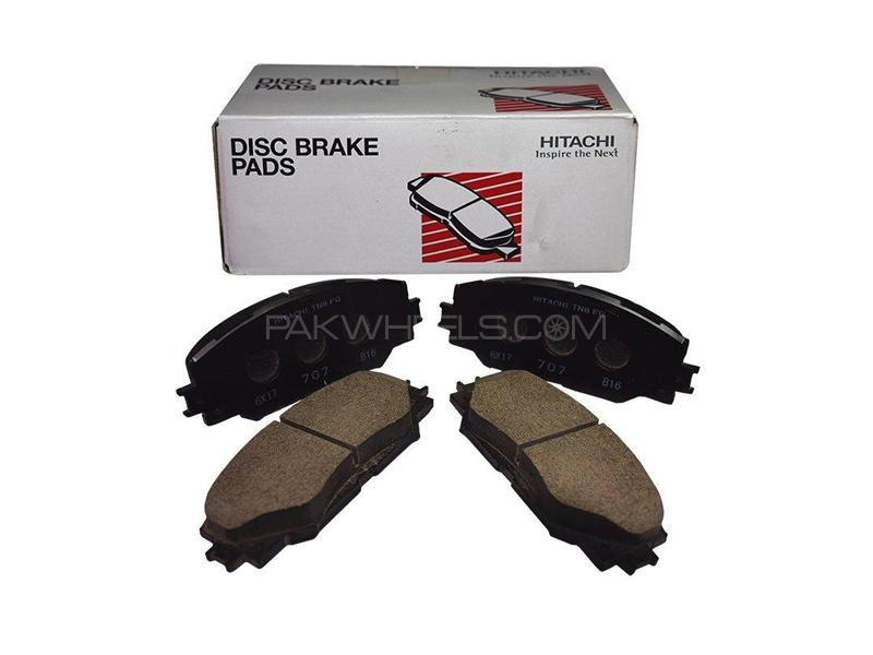 Hitachi Front Brake Pad For Mitsubishi Lancer 2004-2008 - HF612 in Lahore