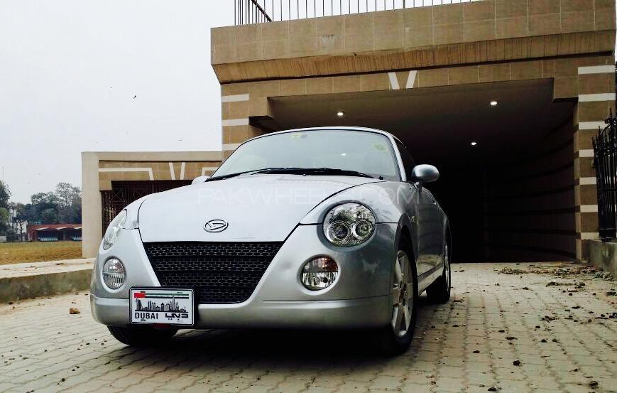 Daihatsu Copen - 2010  Image-1