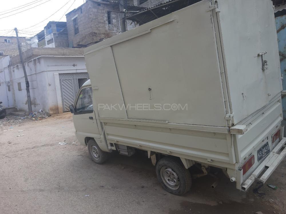 Roma Mini Truck 2012 Image-1