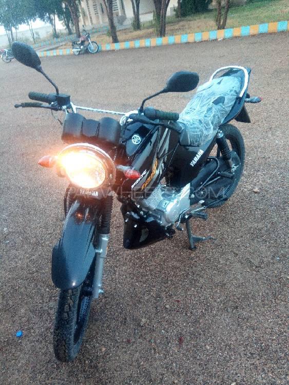 Yamaha YBR 125 - 2018 Mutahar Ali Image-1