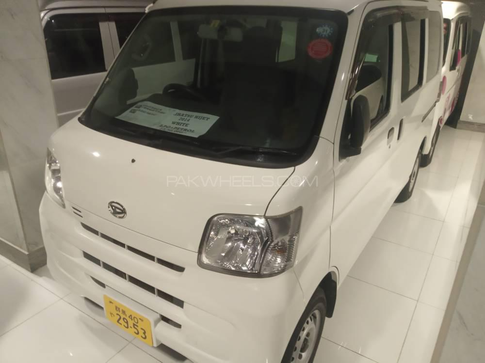Daihatsu Hijet Special 2014 Image-1
