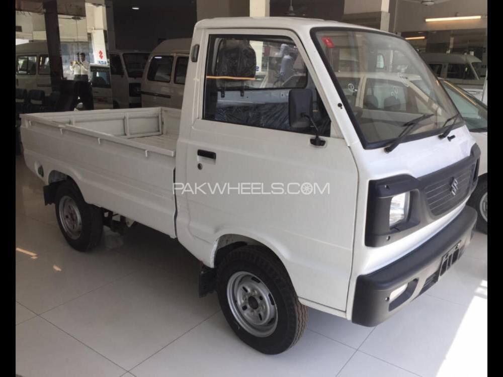 Suzuki Ravi Euro ll 2020 Image-1