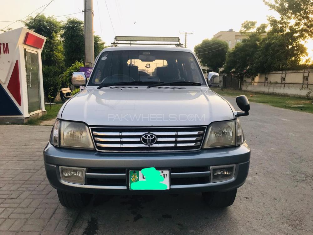 Toyota Prado TX 3.0D 1999 Image-1
