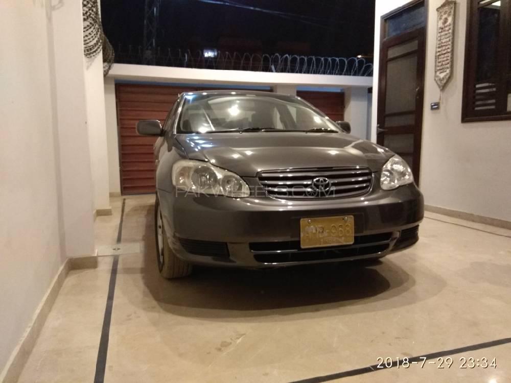 Toyota Corolla - 2005 SE Saloon Image-1