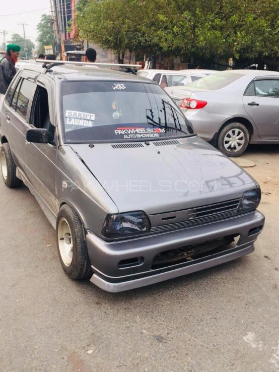 Suzuki Mehran - 2013  Image-1