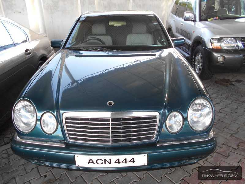 mercedes benz e class e200 1996 for sale in lahore pakwheels On mercedes benz e class 1996