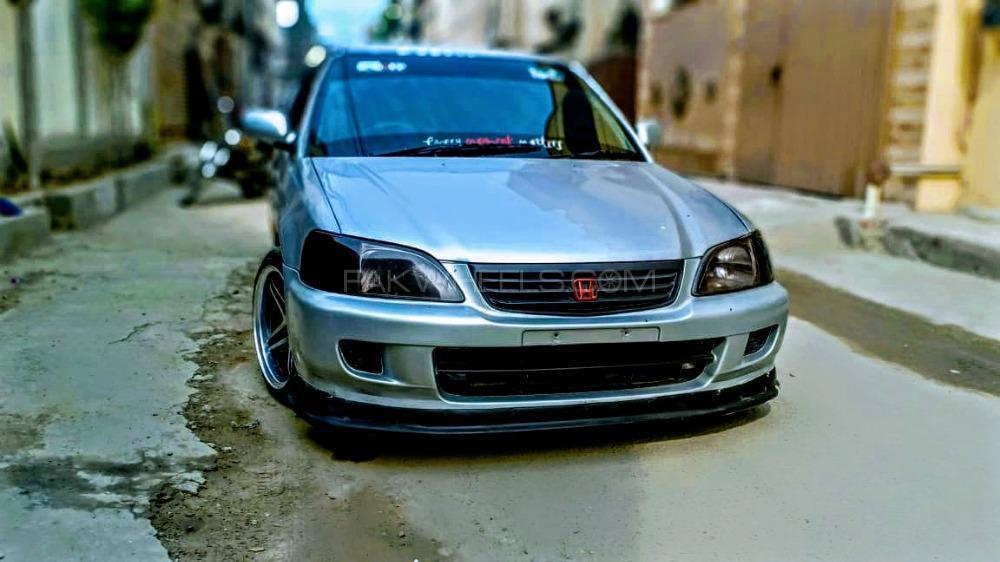 Honda City 2001 of moazam.lashari33 - Member Ride 116711 ...