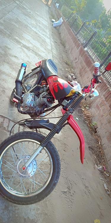 Honda CG 125 - 2002  Image-1