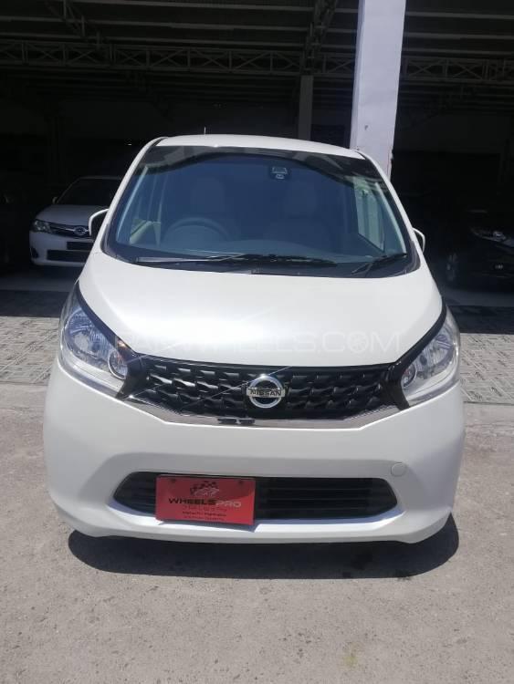 Nissan Dayz X 2017 Image-1