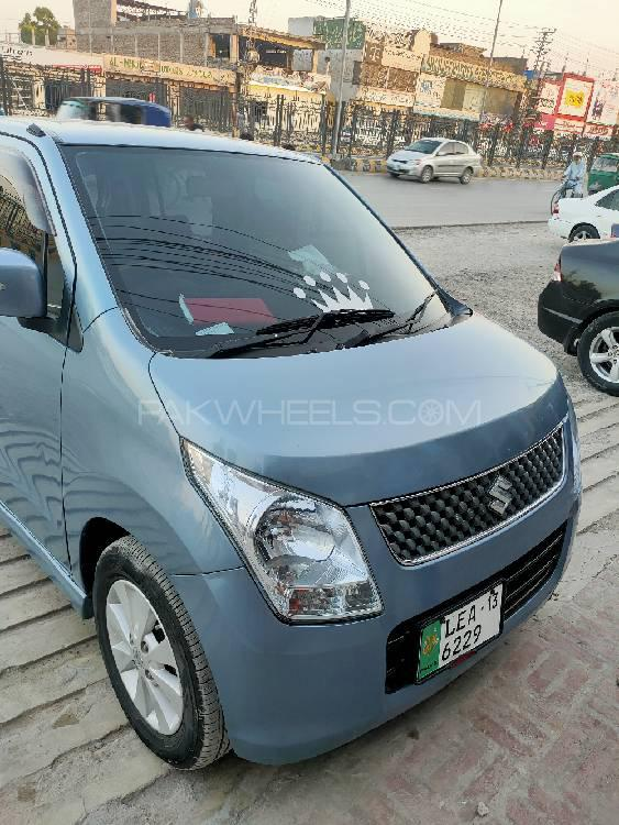 Suzuki Wagon R Limited 2010 Image-1