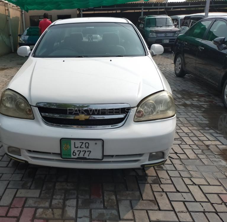 Chevrolet Optra 1.6 Automatic 2005 Image-1