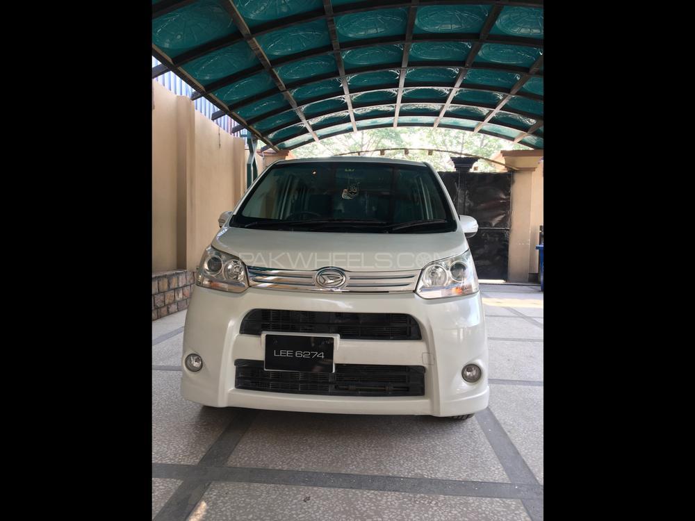 Daihatsu Move X Limited 2011 Image-1