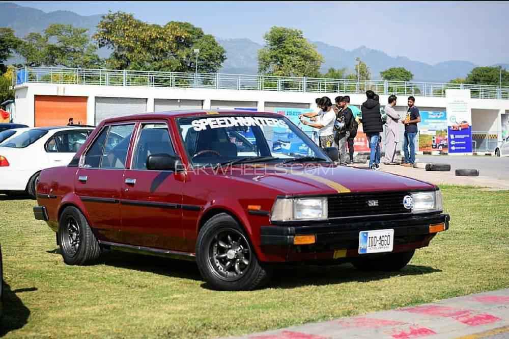 Toyota Corolla - 1983  Image-1