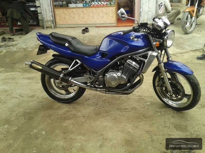 used kawasaki ninja 250r 1997 bike for sale in rawalpindi   115455 pakwheels