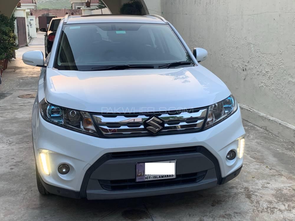 Suzuki Vitara GLX 1.6 2017 Image-1