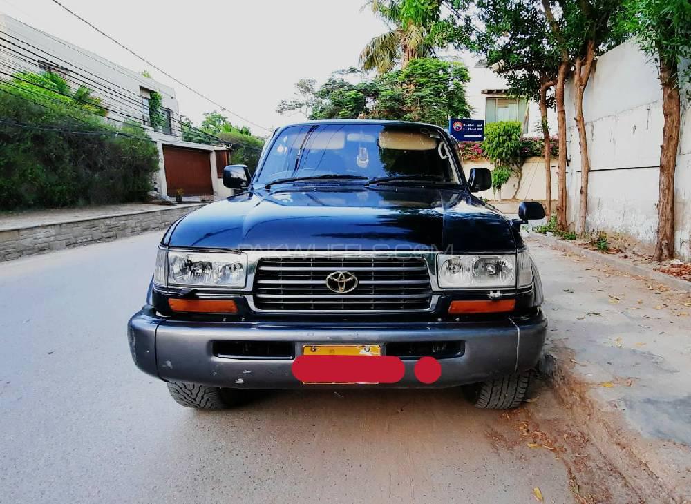 Toyota Land Cruiser VX Limited 4.5 1995 Image-1