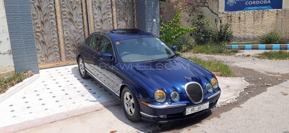 Jaguar S Type - 2004  Image-1