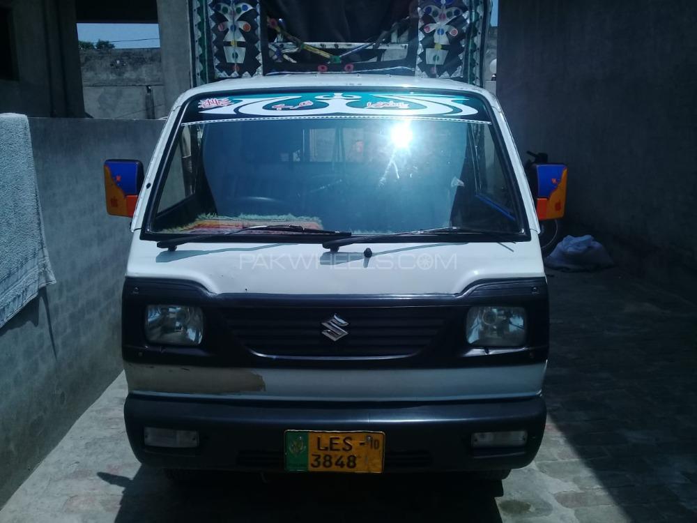 Suzuki Ravi Euro ll 2010 Image-1