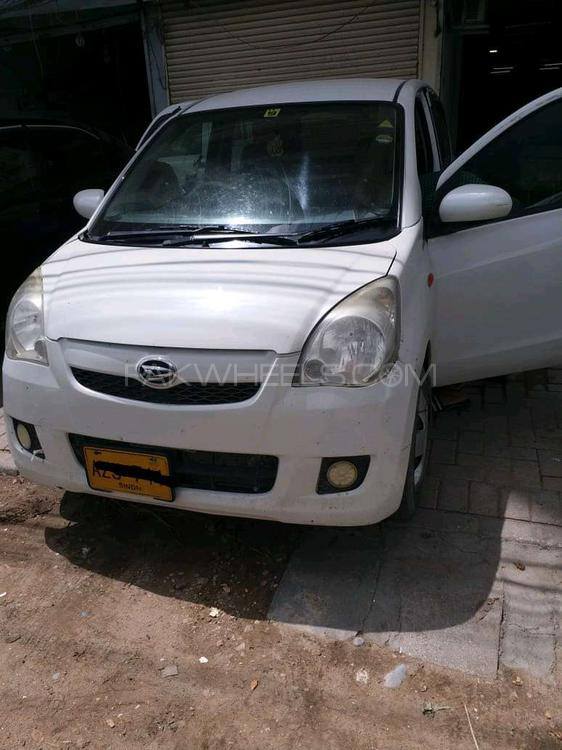 Daihatsu Mira ES 2007 Image-1