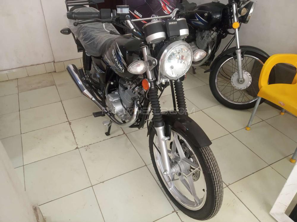 Suzuki GS 150 SE 2020 Image-1