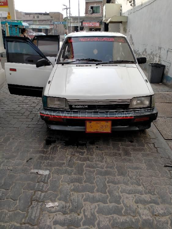 Daihatsu Charade CS 1985 Image-1