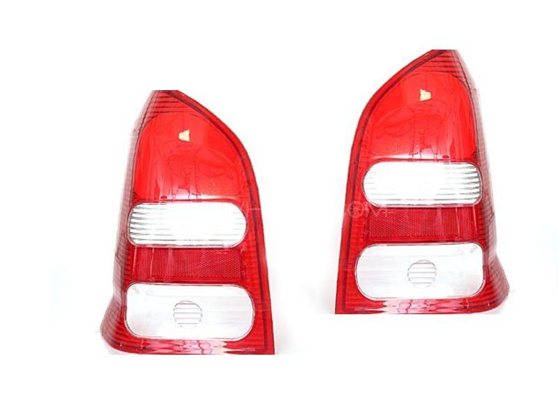 Suzuki Alto 2000-2012 Back Light Cover Set 2pcs Image-1