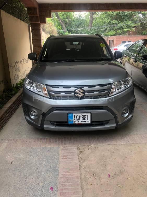 Suzuki Vitara 2018 Image-1