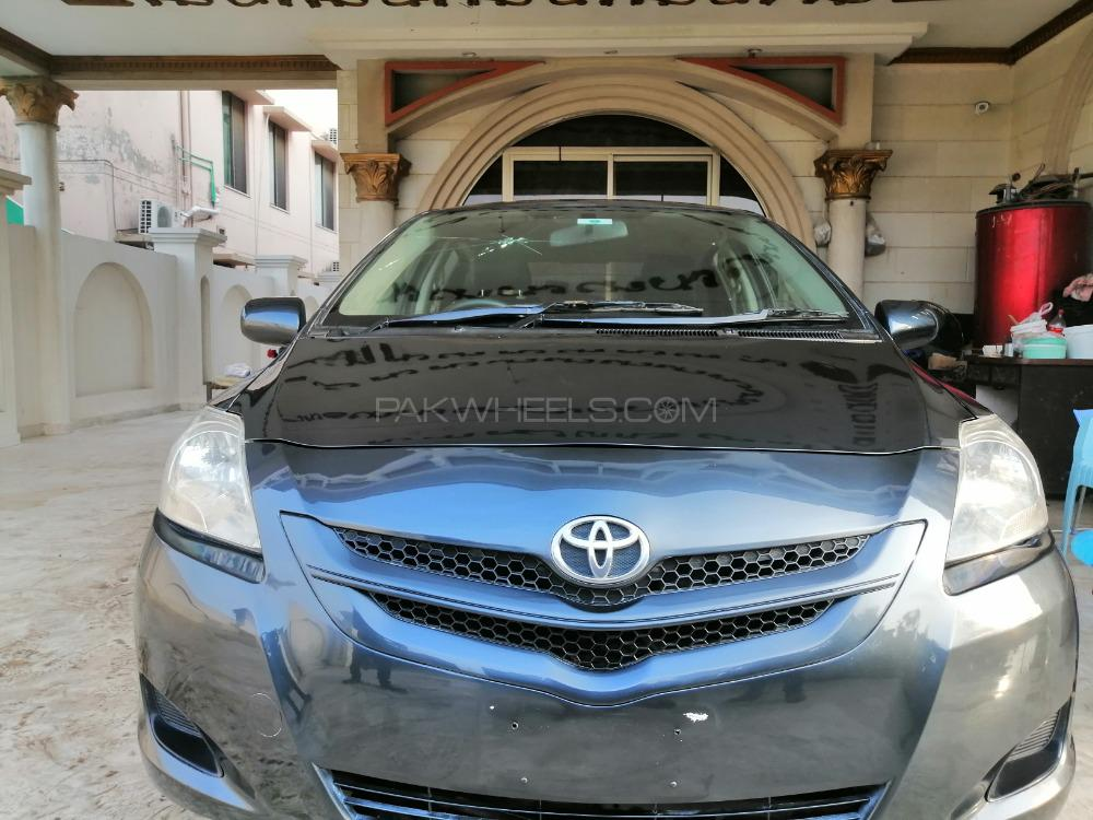 Toyota Belta X 1.3 2012 Image-1