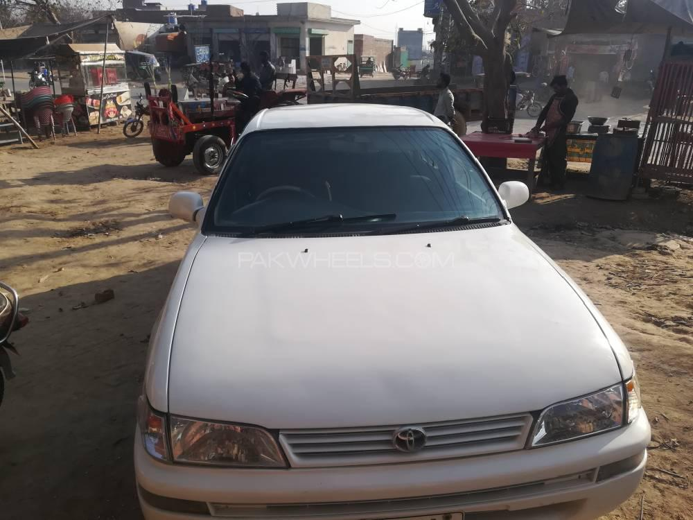 Toyota Corolla 2.0D Special Edition 1999 Image-1