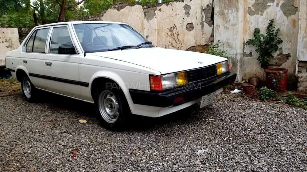 Toyota Corona - 1983  Image-1