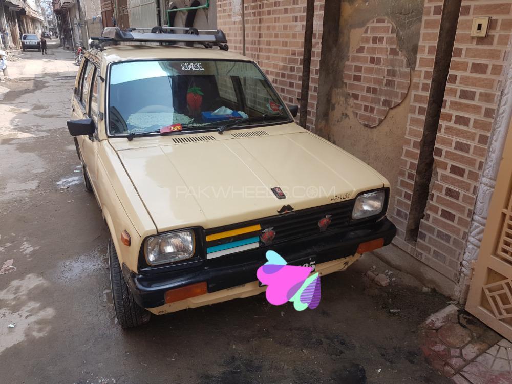 Suzuki FX 1986 Image-1