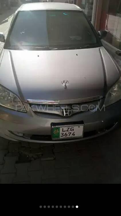 Honda Civic VTi Oriel Prosmatec 1.6 2004 Image-1