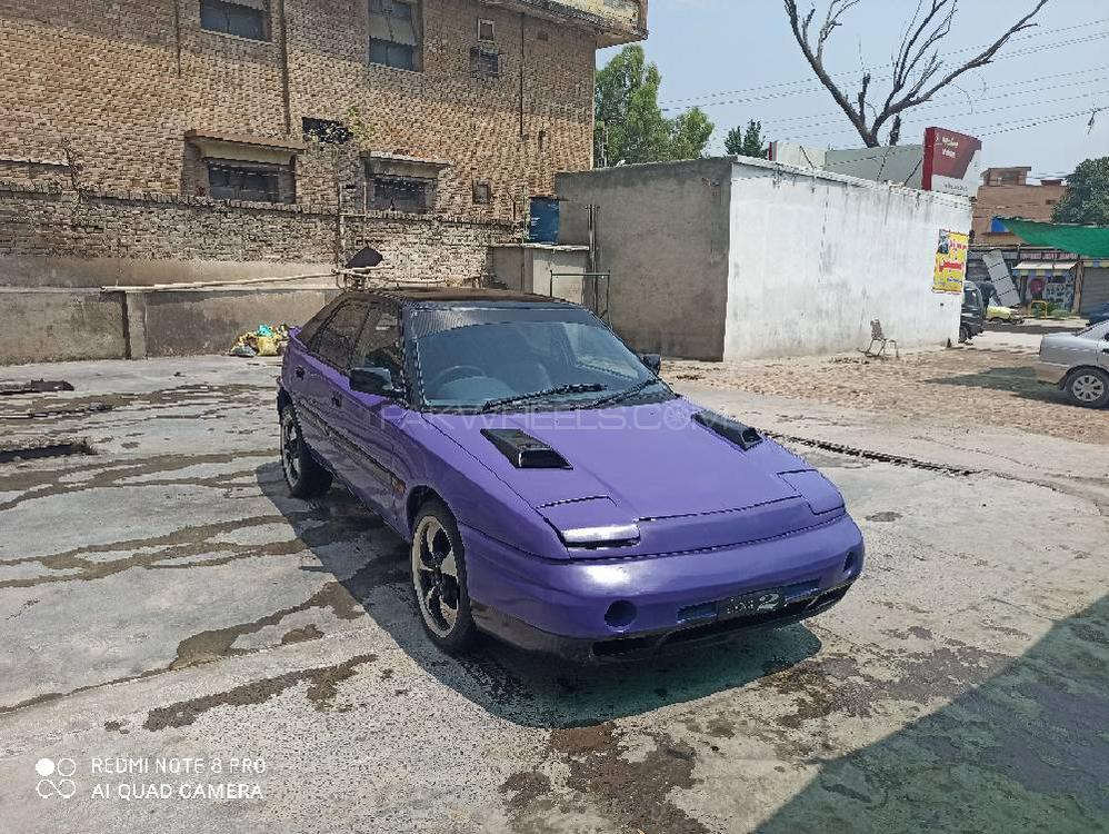 Mazda 323 1991 Image-1