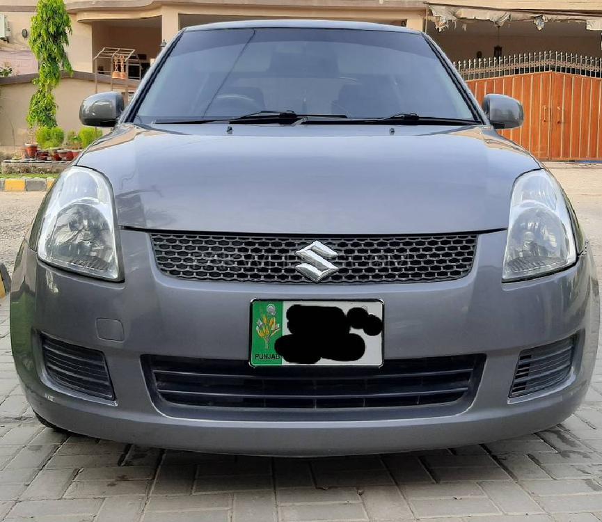 Suzuki Swift 2012 Image-1