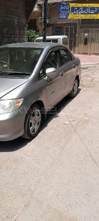 Honda City i-DSI Vario 2005 Image-1