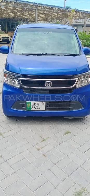 Honda N Wgn Custom G Turbo 2015 Image-1