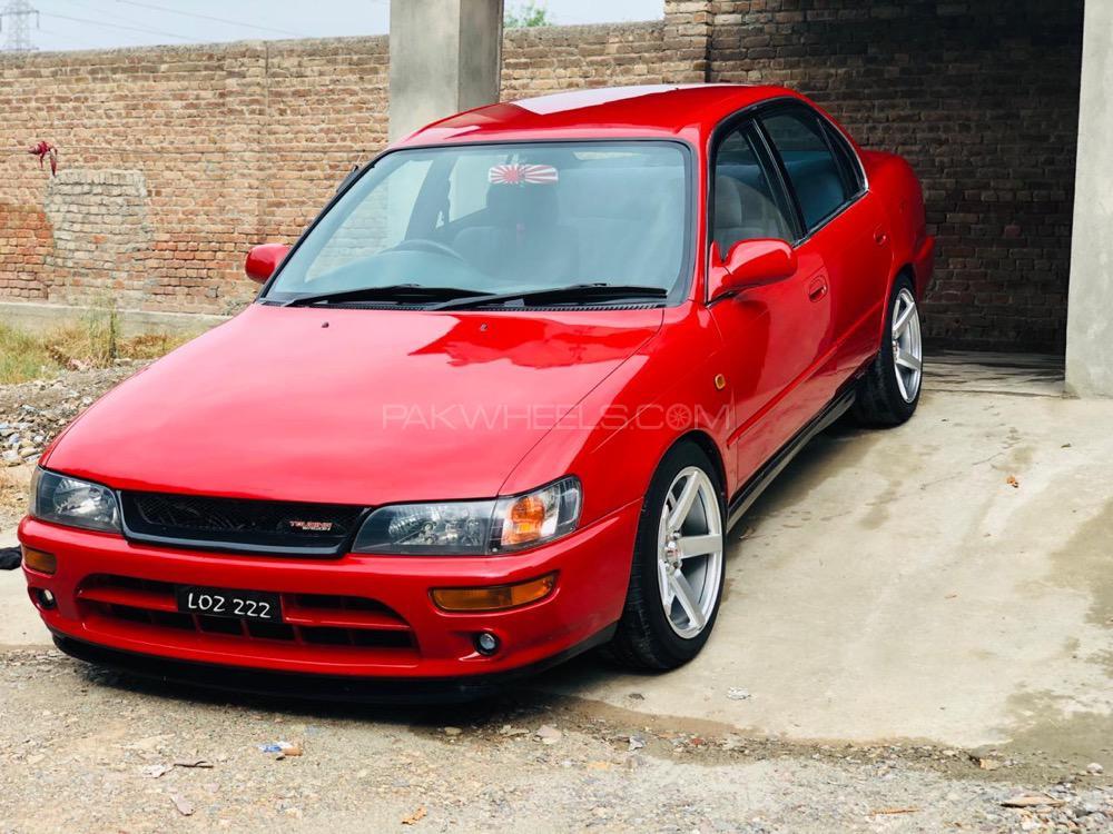 Toyota Corolla - 1994  Image-1