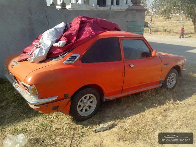 Toyota Corolla 1972 For Sale In Islamabad Pakwheels
