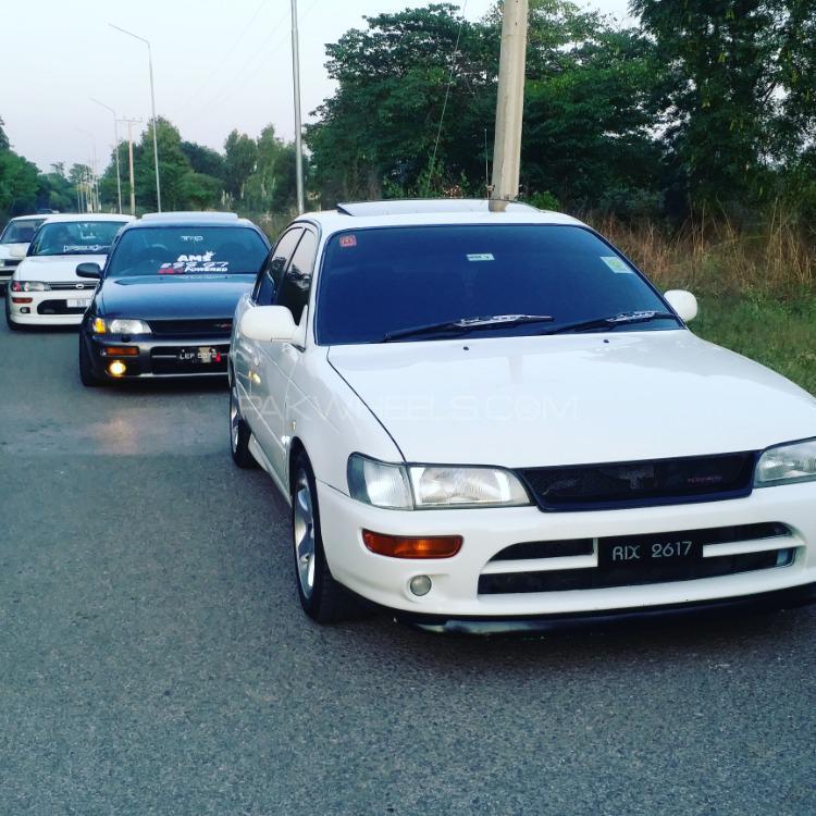 Toyota Corolla - 1999  Image-1