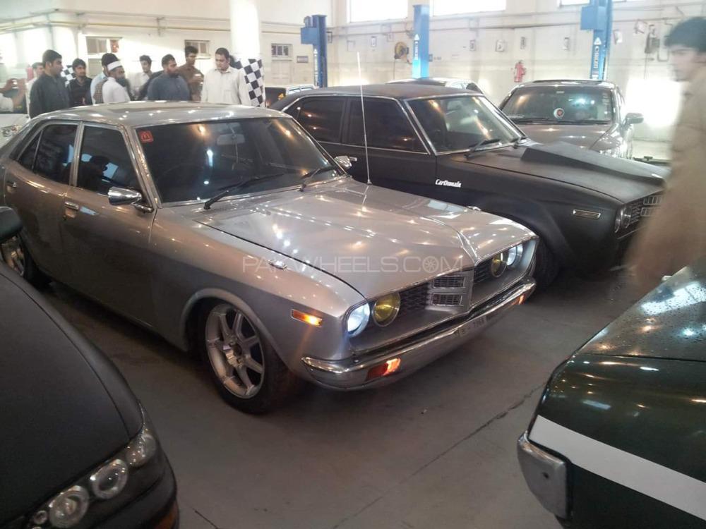 Toyota Mark II - 1975  Image-1