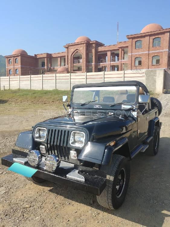 جیپ CJ 5 1981 Image-1