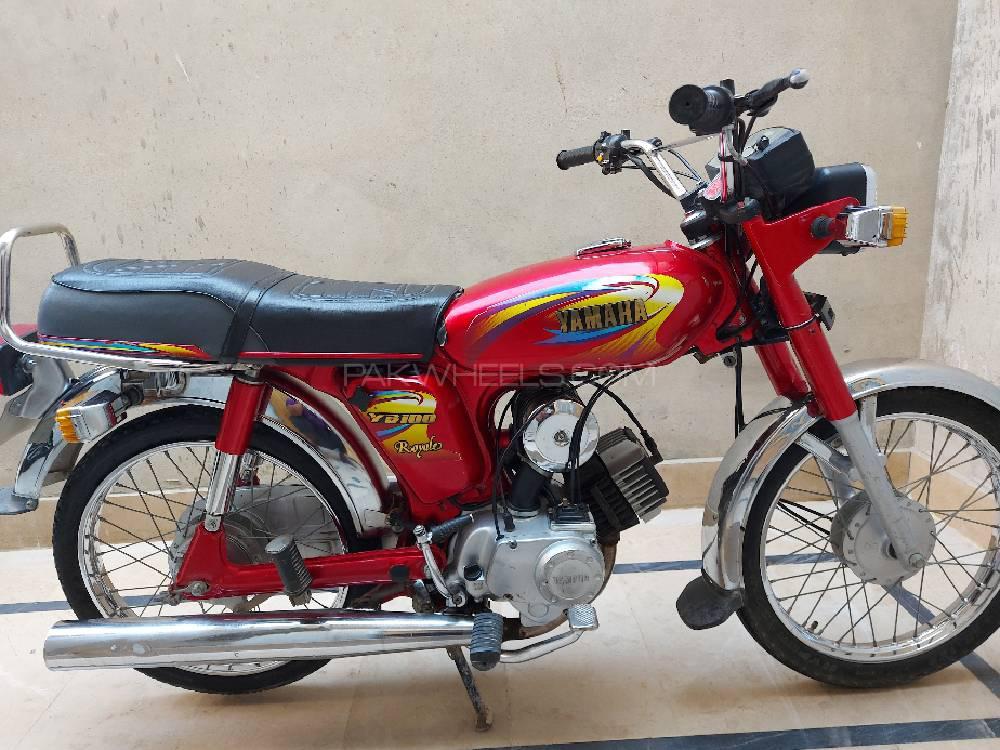 Yamaha Royale YB 100 2010 Image-1