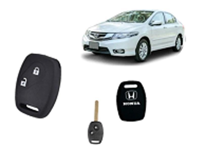 Key Cover For Honda City 2009-2020 Image-1