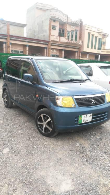 Mitsubishi Ek Wagon Limited 2012 Image-1