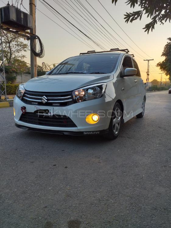 Suzuki Cultus - 2019  Image-1