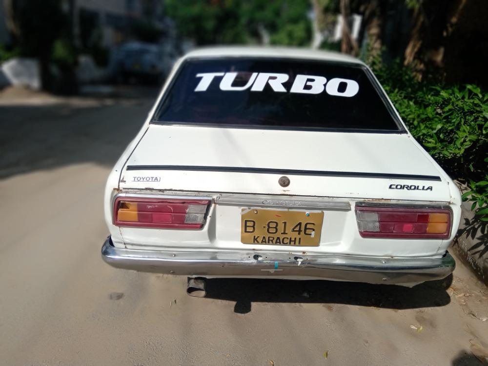 Toyota Corolla - 1978  Image-1