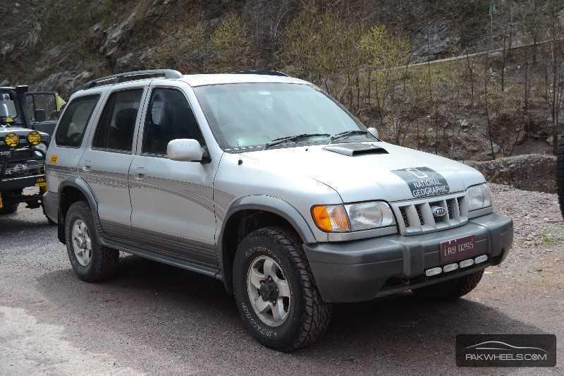 Used KIA Sportage 2004 Car For Sale In Peshawar