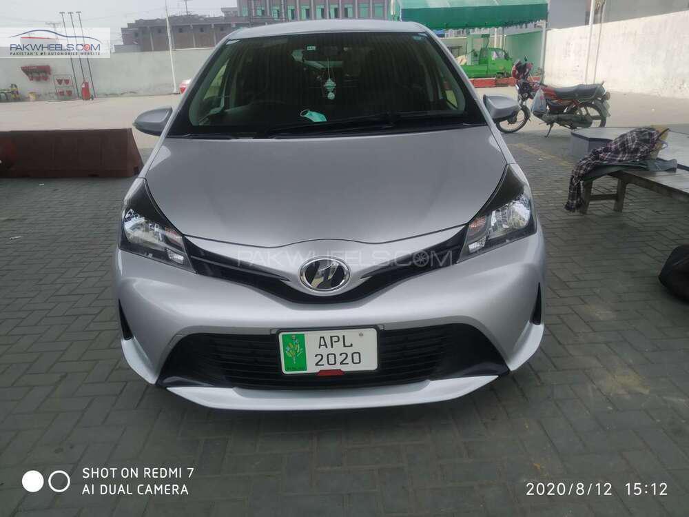Toyota Vitz U 1.0 2016 Image-1