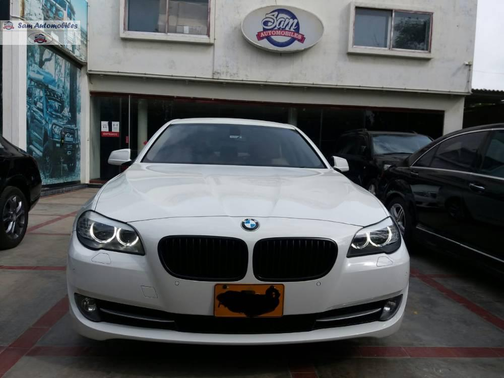 BMW / بی ایم ڈبلیو 5 سیریز 520i 2013 Image-1